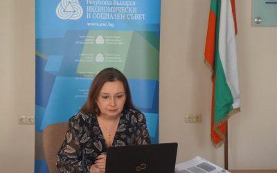 Започна подготовката на проект на становище за икономическите последици от Ковид кризата и мерки за преодоляването им