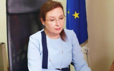 Зорница Русинова: Европейският социален план – инструмент и за усвояване на евросредства