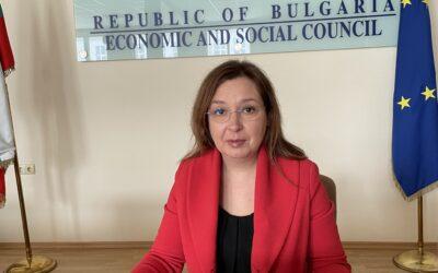 Икономическият и социален съвет ще разработи становища за Стратегията за здравеопазването и за реформата на социалната система